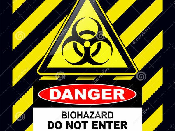 1 Biohazard
